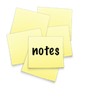 Logo for Notes