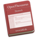 OpenThesaurus Deutsch logo