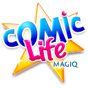Logo for Comic Life Magiq