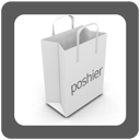 Logo for Poshier
