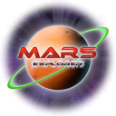 Logo for Mars Explorer Widget