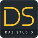 Logo for DAZ Studio