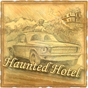 Logo for Haunted Hotel
