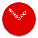 Logo for Word Clock