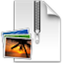 Logo for ImageArchiver for iPhoto