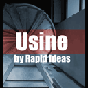 Logo for Usine Theme