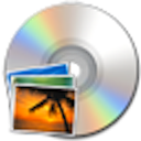 Logo for BurnToDisc for iPhoto