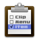 Logo for ClipMenu