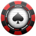 Logo for Poker Manager
