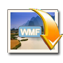 Logo for WMF Converter