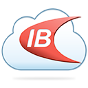 Logo for iBackup