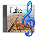 Logo for TuNe
