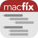 MacFix Widget icon