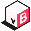 vBook logo