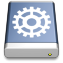 Keep Drive Spinning icon