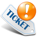 Logo for TicketAlert