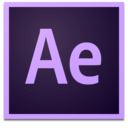 Adobe After Effects CC 2017 logo