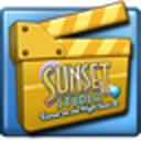 Logo for Sunset Studio Love on the High Seas