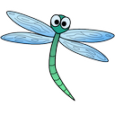 Logo for Dragonfly