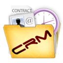 Logo for iDeal CRM for OS X
