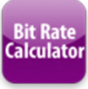 Logo for Bit Rate Calculator