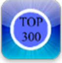 Top 300 App Store Apps logo