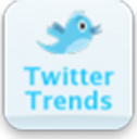 Logo for Twitter Trends