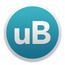 uBar is part of customizing OS X's appearance