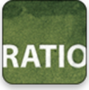 Logo for Ratio