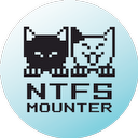Logo for NTFS Mounter