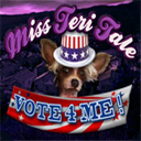 Logo for Miss Teri Tale 2