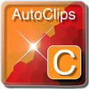 Logo for AutoClips