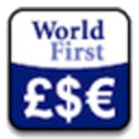 Logo for World First Currency Converter