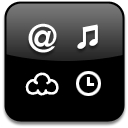 Logo for Metronome Widget