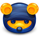 Ninja Bears Icons logo