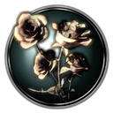 Logo for Iron Roses
