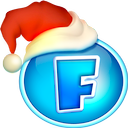 Logo for Fishdom Frosty Splash