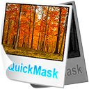 Logo for QuickMask