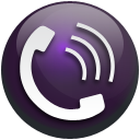 iSoftPhone Alcatel Lucent logo