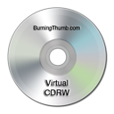 Virtual CD-RW logo