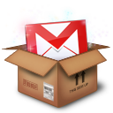 Logo for Google Email Uploader