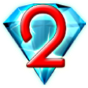 Bejeweled 2 Deluxe logo