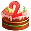 Logo for Cake Shop 2