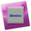 Logo for Menuless