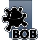 Logo for Bob Came in Pieces