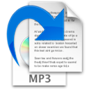 MP3LyricsExtractor logo