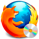 Logo for Firefox Live CD