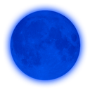 Logo for Blue Moon App
