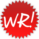 Logo for WriteIt! Reader