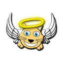 Logo for Angel The Cat